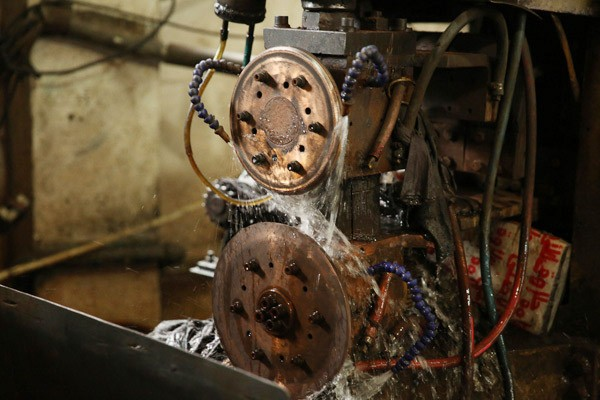 钢圈缝焊机